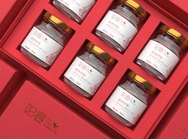 即食燕窝包装设计 燕窝品牌设计 燕窝礼盒设计【广州领秀原创设计】