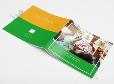 一希品牌设计--约画巴画册宣传册设计