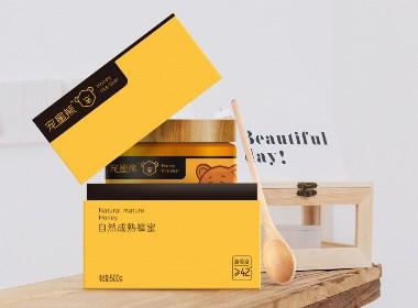 宠蜜熊 品牌产品包装设计