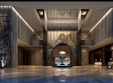 郑州私人会所装修设计-私人接待会所设计