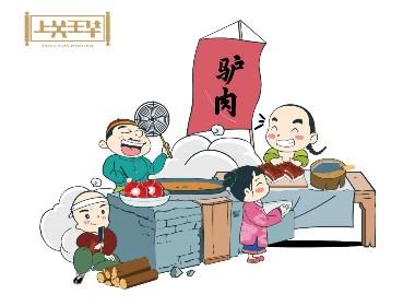 Trendly项目案例|上关王华焖煮驴肉包装设计