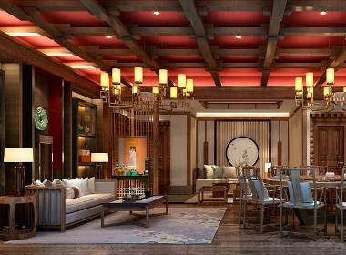 专业藏式餐厅藏餐馆设计公司|拉萨阿若蒲巴藏式主题餐厅装修设计