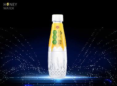 蜂蜜水包裝設計
