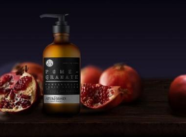 广州化妆品设计:澳洲精油护肤品牌ATUR&ESSEN