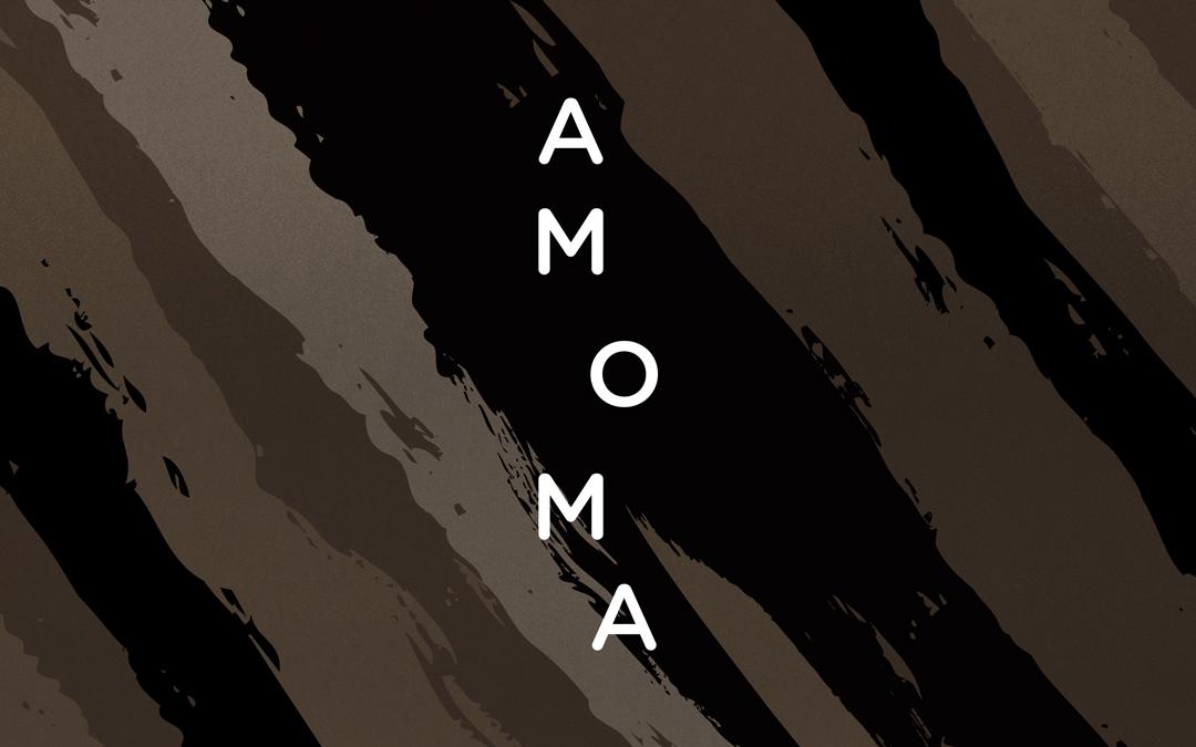 AMOMA彩妆产品形象设计