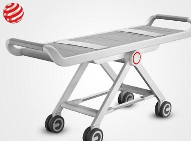 可旋转急救担架-2013红点设计至尊奖