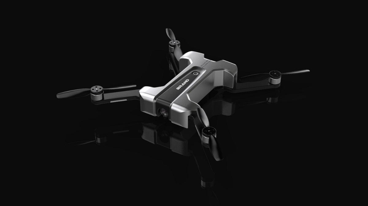 小型折叠无人机