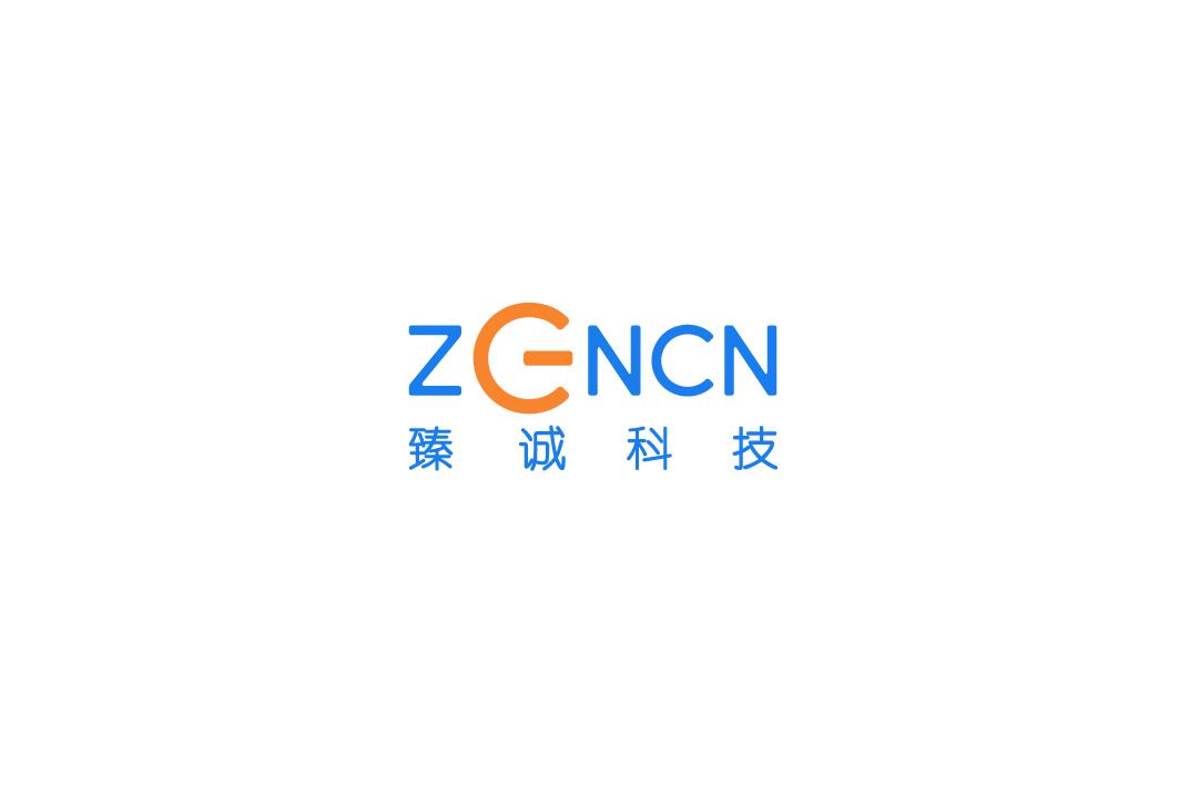 约稿信_电子科技品牌视觉形象VI提案LOGO标志及应用设计-CND设计网
