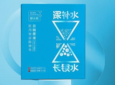 知行天下出品:研水肌·玻尿酸面膜