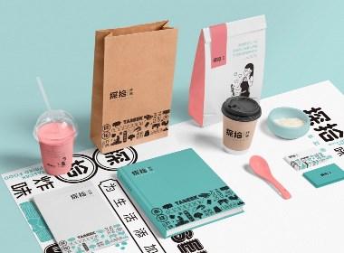 TASEEK探拾炸味餐飲連鎖-瑞智博誠品牌設計