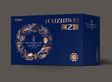 海鲜礼盒设计