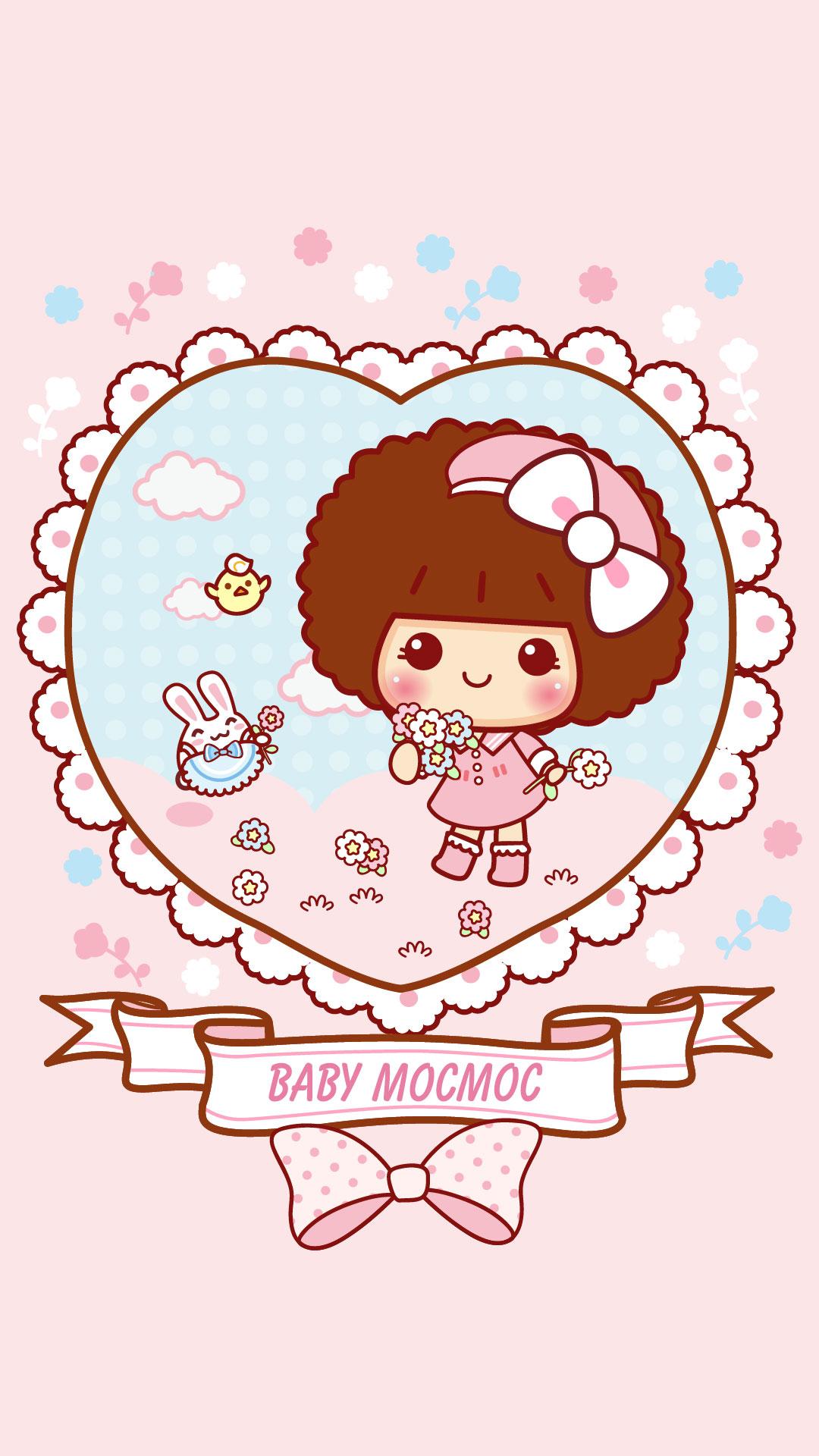 可爱摩丝摩丝宝宝