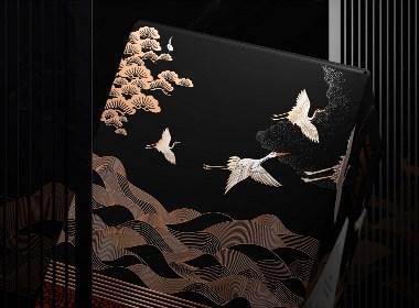 器形之美,鶯歌燒電水壺品牌包裝設計——厚啟設計原創