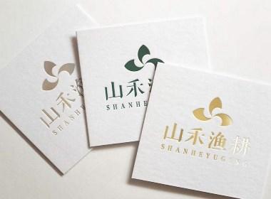 《山禾渔耕》品牌包装设计 小米包装设计