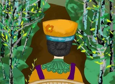 木生山间数百载,叶游人间已千年。---古树茶思录
