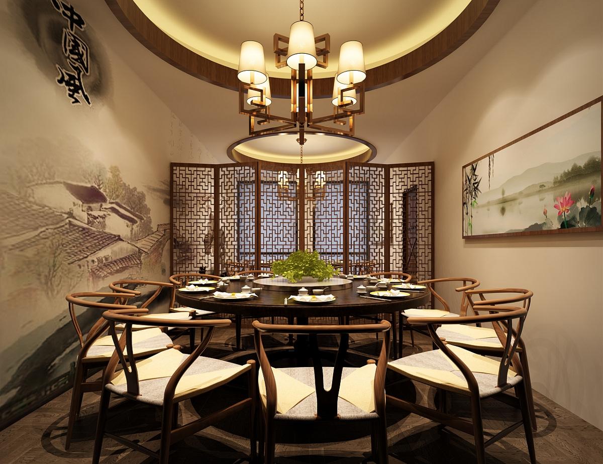 工装客餐厅