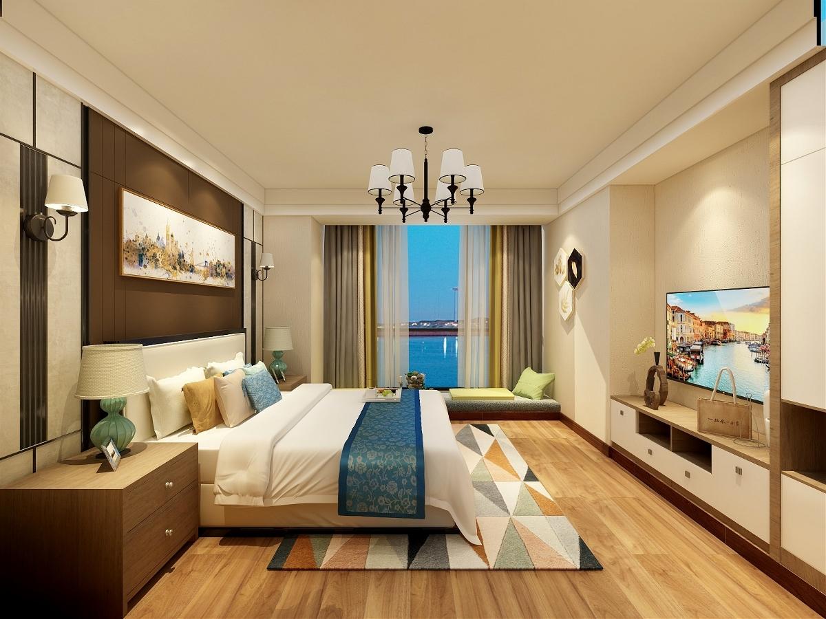 熊攀云设计-酒店式公寓
