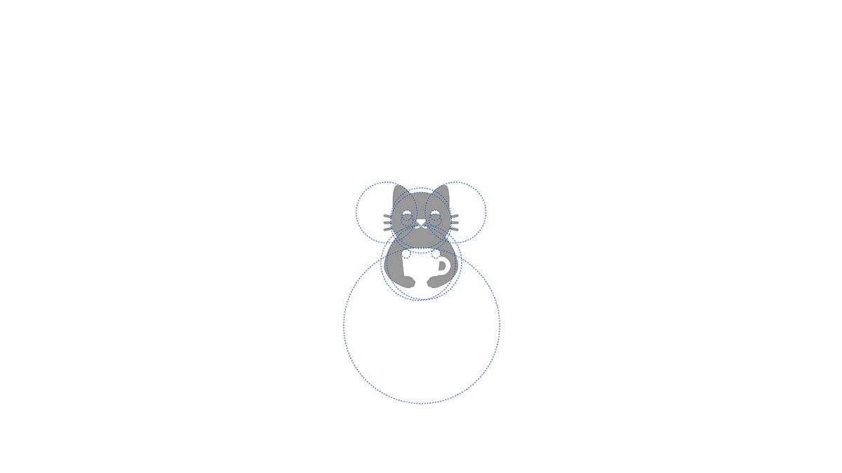 淘喵喵猫咖品牌设计   商业品牌设计