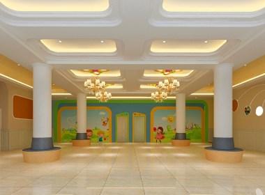 熊攀云-幼儿园设计