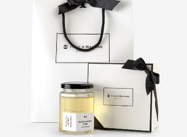 有禾蜂蜜品牌包装设计