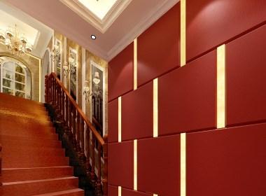 熊攀云设计-歌舞厅走廊设计