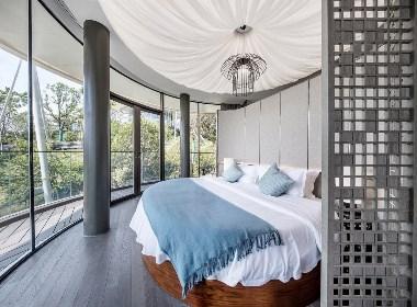 设计案例:八套单色调酒店设计精选