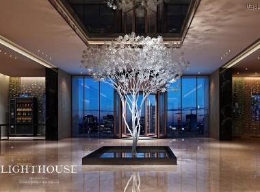 LIGHTHOUSE | 轻奢优雅——蓝隅酒店