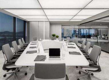 设计案例:办公空间精选作品