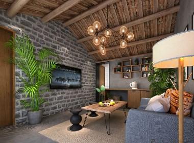 宁波民宿装修设计公司民宿的诗和远方
