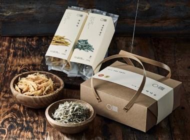 BADARO海产品品牌包装设计