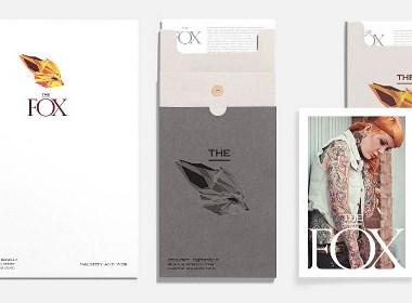 THE FOX 服装品牌视觉设计