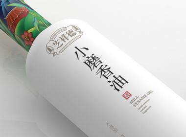 芝祥德小磨香油—徐桂亮品牌设计