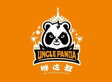 餐饮vi设计,胖达叔烧烤vi设计,logo设计-再舍记品牌设计