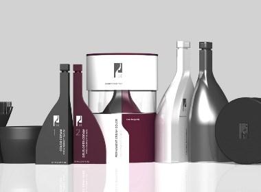 染发剂创意品牌包装设计