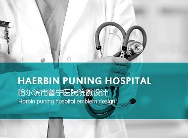 普宁医院 | 标志设计