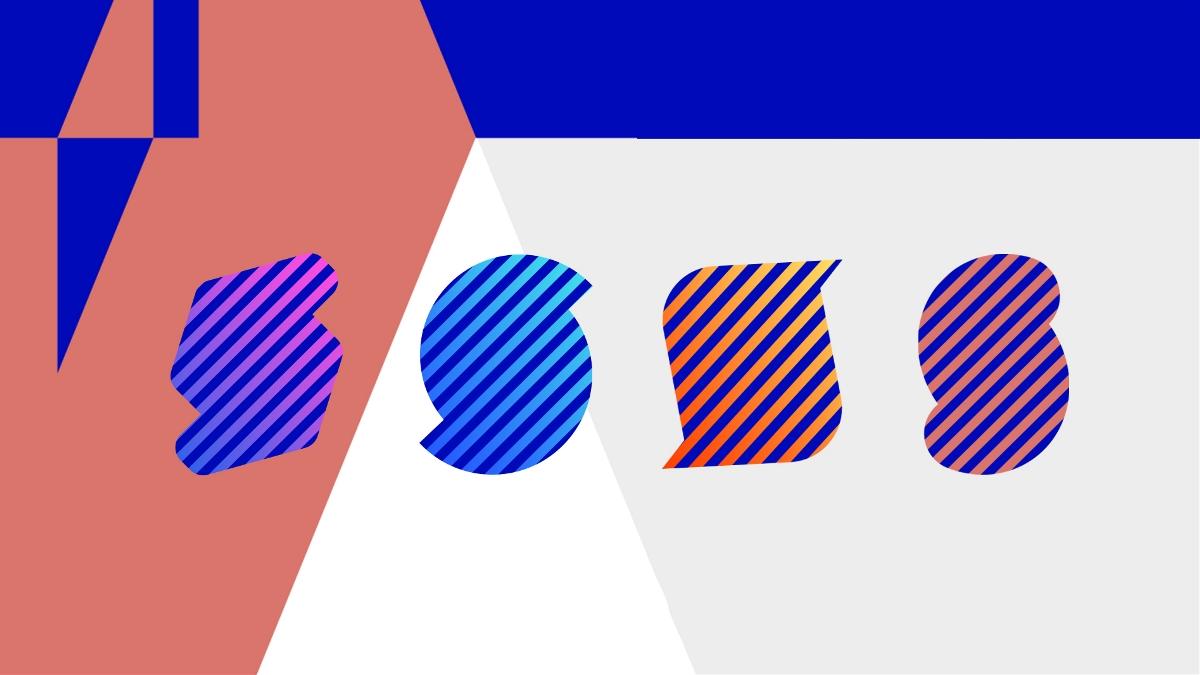 拾凌科技 logo 设计
