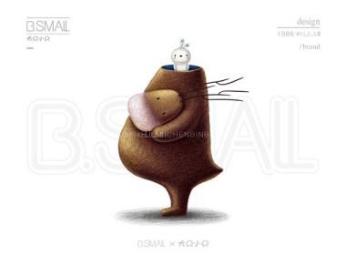 【B.SMALL x 大只小只】
