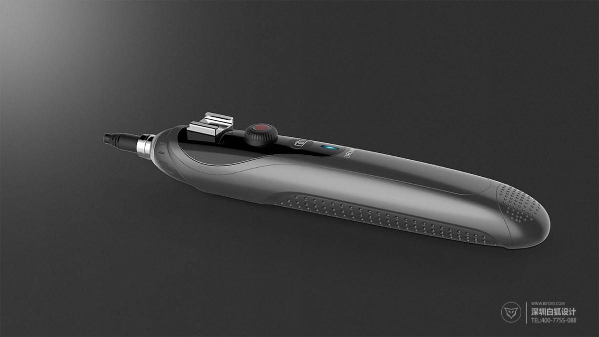 工业设备仪器设计_人机舒适的工业内窥镜设计