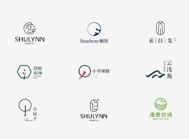 近期简约logo设计