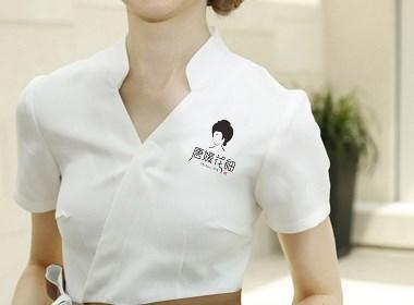 勤略案例:唐媛花钿美容会所VI设计