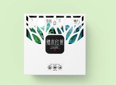 辣木花茶包装设计-深圳圣智扬包装设计案例