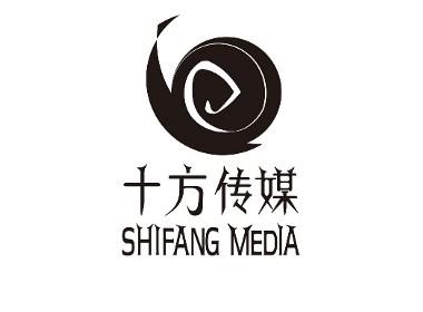十方传媒 logo  vi设计