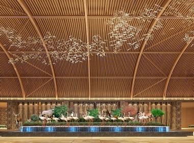 太湖四星酒店-HoPuDesign