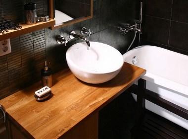 刘贺东分享:国外一所时尚现代公寓室内设计