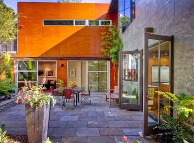 刘贺东分享天然材料装修:国外现代居室设计