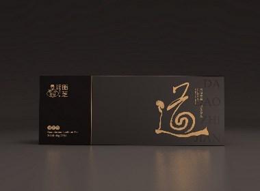 衡芝灵芝茶包装设计-瑞智博诚品牌设计
