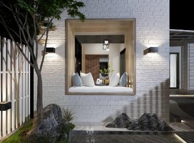 花园洋房一楼改造设计——沐野