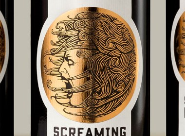 Screaming Banshee精酿啤酒包装设计