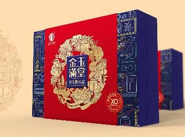 新年礼盒包装设计-深圳圣智扬包装设计案例