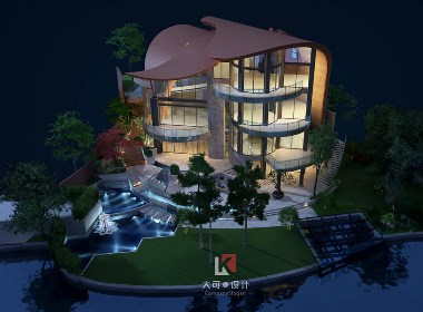 国内上亿的顶级豪宅,你不用去现场,直接在这儿围观!